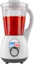 Medion MD16411 Frullatore con Bicchiere Capacità 1.5 Lt 900 W Bianco 50056060 MD 16411