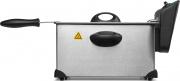 Medion MD 18084 Friggitrice elettrica capacità Olio 3 Litri 2000 Watt Acciaio