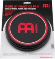 """Meinl MPP-6-6 Pad allenatore per batteria 6"""""""