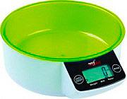 Melchioni 118210009 Bilancia da cucina digitale elettronica 5 Kg Tara  ALLEGRA WV