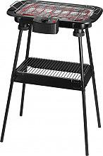 Melchioni BBQ2 Barbecue elettrico Esterno 38x22 cm BBQ Giardino 2000W 118380032