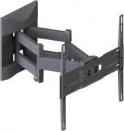 Meliconi 480866 Staffa TV 40 - 80 Braccio TV Peso Max 55 Kg SLIMSTYLE 400SDRP PLUS