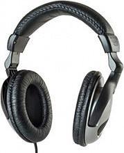 Meliconi 497305 Cuffie Stereo ad Archetto per TV con fili 5mt Nero HP50