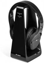 Meliconi 497317 Cuffie Wireless per TV con Base Uscita Ottico3,5RCA  HP Digital