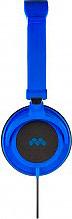Meliconi 497438 BA Cuffie Stereo ad Archetto Pieghevoli Microfono Speak Smart Fluo 497438