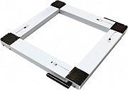 Meliconi Base Lavatrice  Asciugatrice Anti Vibrazione 4070 cm 655031 Base Wash