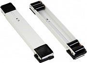 Meliconi 655032 BA Supporto Universale con Ruote Elettrodomesti 5070 cm se Twins