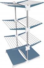 Meliconi 70191170002BV Stendibiancheria verticale pieghevole Stendimeglio junior