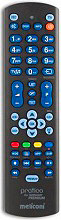 Meliconi Telecomando Universale TV e decoder Mediaset Premium Pratico 807181BA