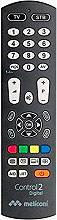 Meliconi Telecomando universale per tv Control 2 Digital 808036
