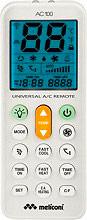 Meliconi AC 100 Telecomando condizionatore universale  Funzione Orologio  Timer