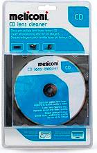 Meliconi CD LENS CLEANER Disco per pulizia lenti laser lettori CD - 621011