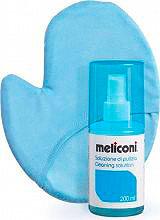 Meliconi Kit per la pulizia di schermi TV LCD PLASMA LED CRT 621004 BA C200G