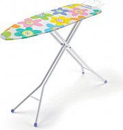 Meliconi FLOWERS Asse da Stiro Pieghevole H 90 cm Piano 110cm Fantasie assortite