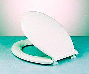Metaform 200-021-004 Copriwater Sedile per WC in Durolite 4346x37 cm Bianco