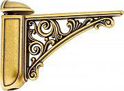 Metal Style 42430-ORO Reggimensola Staffe Mensole 125x77 Mm colore Oro Valenza - 42430