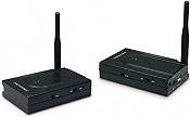 Metronic Trasmettitore+Ricevitore Segnale AudioVideo 5.8Ghz Audio Stereo 475368