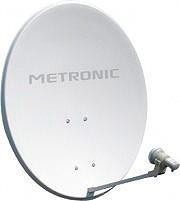 Metronic Antenna TV estrena 38 dBi Parabola 80 cm 498250