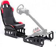 Mgm Giorgi Universal Pro-Driving SEAT Simulatore di Guida Sedile racing ripiegabileTGT0048 Pro-Driving Seat