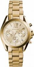 Michael Kors MK5798 Orologio Donna Quadrante Analogico Cronografo Acciaio Oro