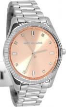 Michael Kors MK3239 Orologio Donna Acciaio Inox Analog Silver OroRosa  Wristwatch