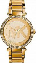 Michael Kors MK5784 Orologio Donna Acciaio color Oro Analogico al Quarzo con Cinturino