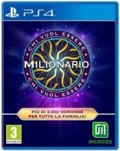 Microids 11834_ITA Chi Vuol Essere Milionario - PlayStation 4 Quiz 3+