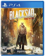 Microids 11838EUR PS4 Blacksad: Under the skin Limited Edition Avventura 18+