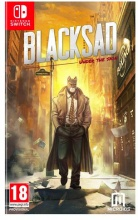 Microids 11840EUR Switch Blacksad: Under the skin Limited Edition Avventura 18+