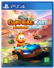Microids 11852EUR PS4 Garfield Kart Furious Racing Azione 3+