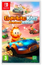 Microids 11854EUR Switch Garfield Kart Furious Racing Azione 3+