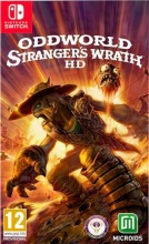 Microids 11980_EUR Oddworld: Strangers Wrath HD Videogioco Switch