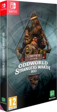 Microids 11981_EUR Oddworld: Strangers Wrath HD Limited Edition Videogioco Switch 11981