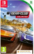 Microids 12013 Gear Club Unlimited Videogioco per Nintendo Switch