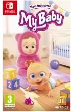 Microids 12028 Videogioco My Universe: My Baby  - Switch Simulazione 3+