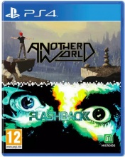 Microids 796104 Another WorldFlashback Limited Edition PlayStation 4 12+ 0