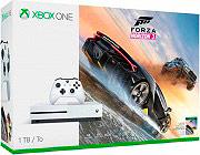Microsoft 234-00113 Xbox One S Console HDD (1TB) Wifi +Forza Horizon 3 HDMI USB
