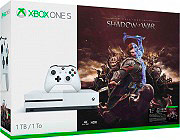 Microsoft 234-00188 Xbox One S 1 Tb+Shadow of Heart Bundle Edition