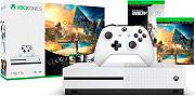 Microsoft Console Xbox One S 1Tb + Assanssins Creed Origins + Rainbow Six Siege