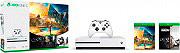 Microsoft 234-00234 Xbox One S 1 Tb+Assassins Creed Origins+Rainbows Six Siege