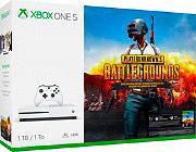 Microsoft 234-00309 Xbox One S 1 TB + Gioco Playeruknowns Battlegrounds