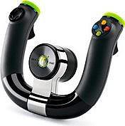 Microsoft Controller Volante Wireless Xbox 360 + Sega Rally 2ZJ-00025