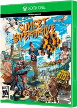 Microsoft 3QT-00021 Sunset Overdrive, Xbox One ITA