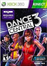 Microsoft Dance Central 3, Xbox 360 - 3XK-00038