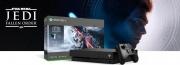 Microsoft CYV-00418 Xbox One X HDD 1 TB Wifi + Gioco Star Wars Jedi: Fallen Order