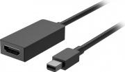 Microsoft EJT- 00006 Adattatore Mini DisplayPort HDMI Maschio  Femmina Nero
