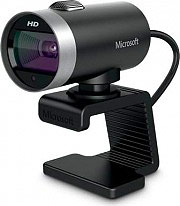Microsoft H5D-00015 Webcam 1 Mpx 1280 x 720 Pixel USB 2.0 Nero LifeCam Cinema