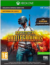 Microsoft JSG-00010 Playerunknowns Battlegrounds, Videogioco Xbox One Ita Download Gioco