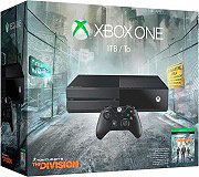 Microsoft Console Xbox One 1 Tb Wi-Fi + The Division(FPP) - KF7-00136