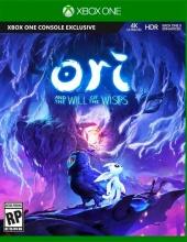 Microsoft LFM-00014 Videogioco Ori and the Will of the Wisps Avventura Xbox One